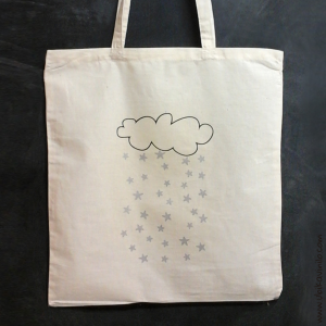 TOTE BAG PLUJA D'ESTELS